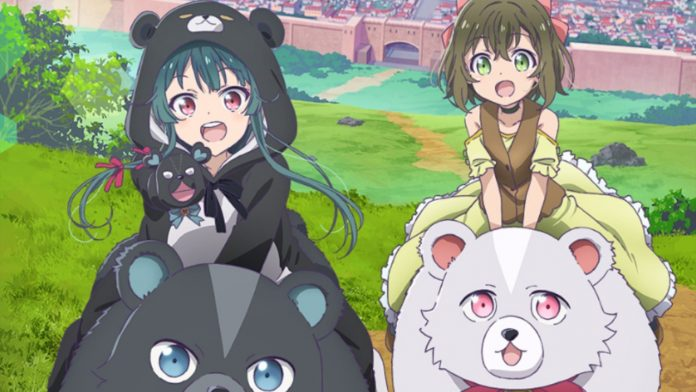Kuma Kuma Kuma Bear TV Anime's First Teaser Trailer Confirms Cast Members