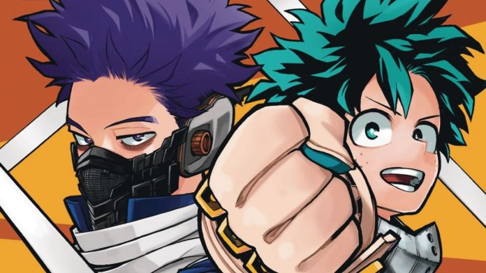 My Hero Academia Ranks #2 on U.S. NPD Bookscan's February List