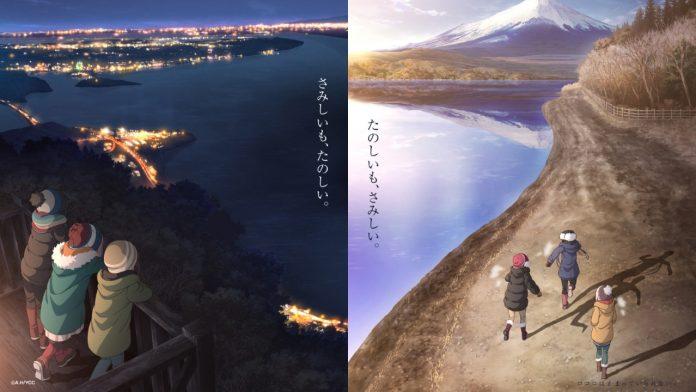 Yuru Camp△ Confirms Season 2 Premiere in 2021