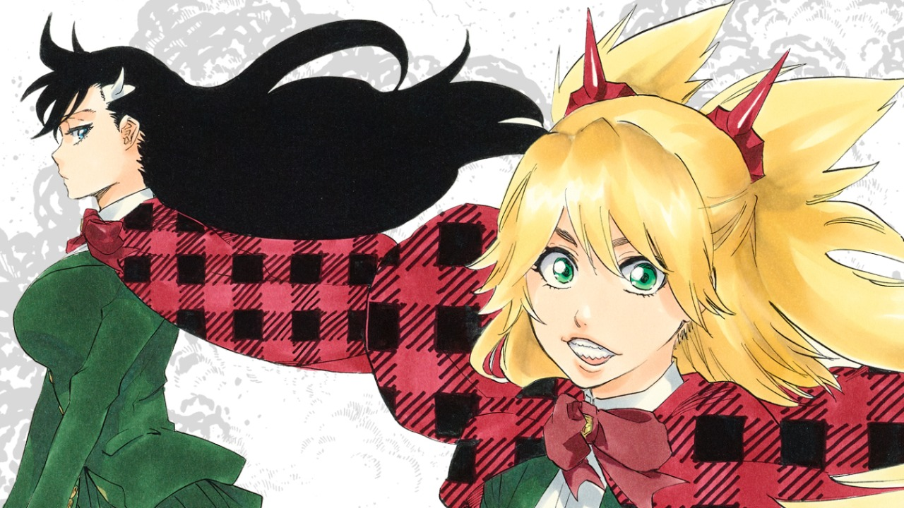 Viz Media to Publish 'Burn the Witch' Manga in English