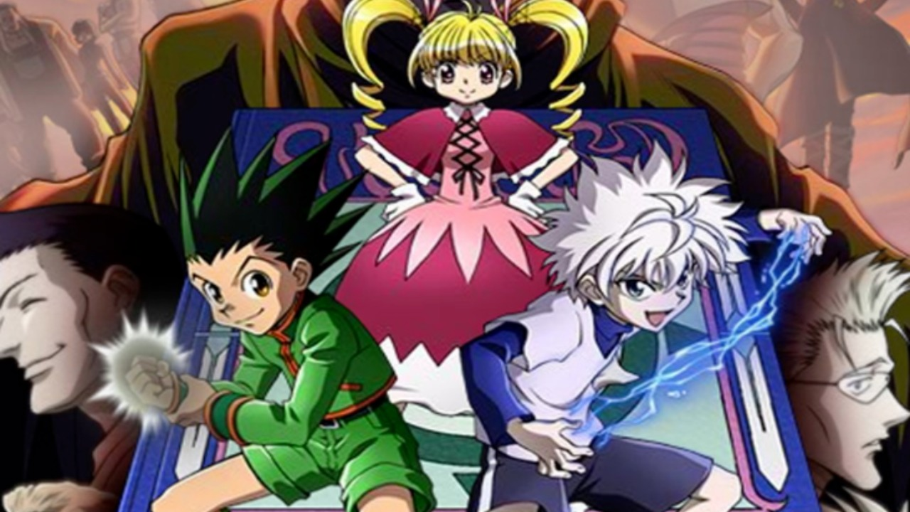 Netflix Hunter x Hunter Greed Island Arc