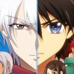 Plunderer Anime's 2nd Half Key Visual Released