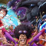 One Piece: Stampede Film's Blu-ray DVD Release Date Revealed