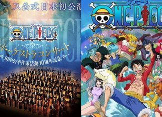 One Piece Announces 1st Orchestral Concert in June