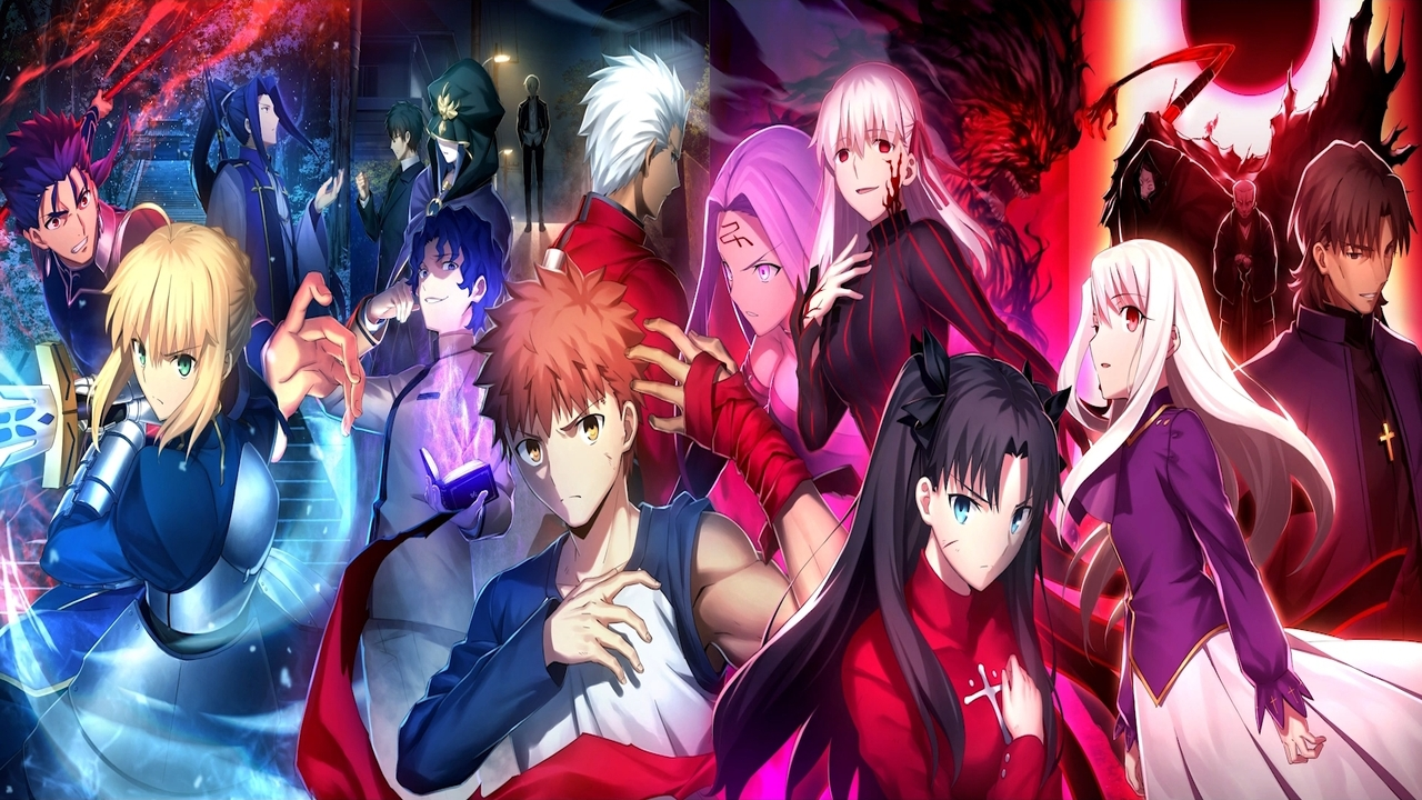 Fate Stay Night Heaven S Feel Iii Spring Song Film Has Been