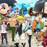 Rumors Report That 'The Seven Deadly Sins Season 4' Anime Will Air This Year