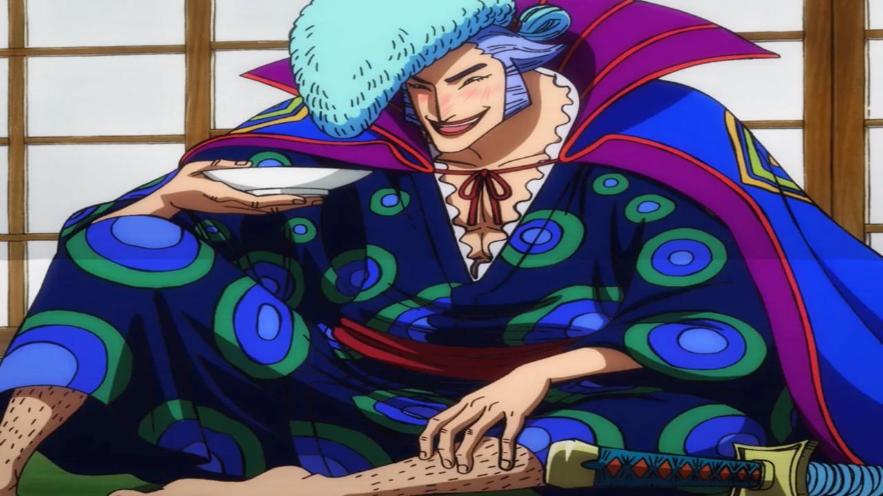 One Piece Kyoshiro's Real Identity Has Been Revealed | Manga Thrill