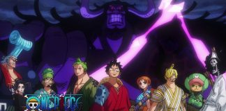 One Piece Chapter 974