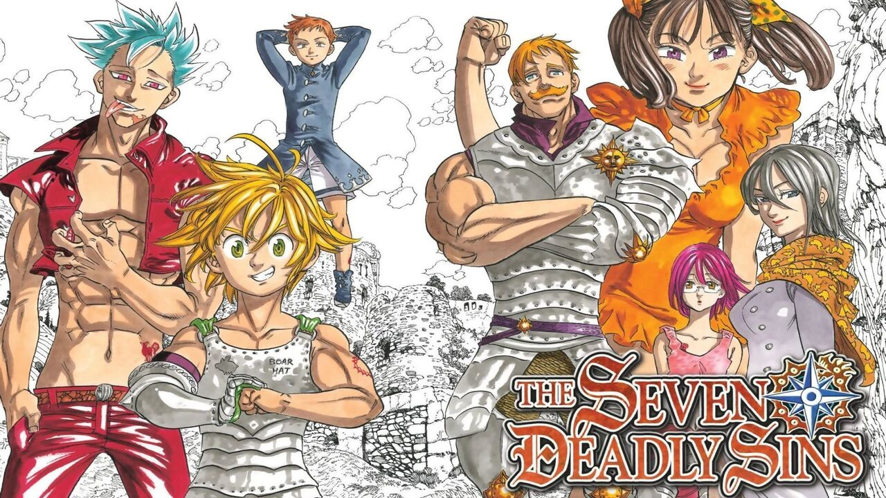The Seven Deadly Sins Fans Share Emotional Reaction To Manga's Ending