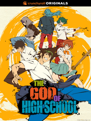 The God of High School Releases New Trailer