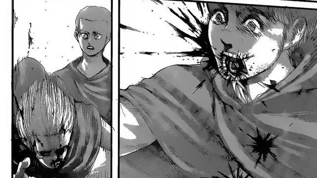 Attack On Titan Gives Armin A Horrifying, But Treatable Injury