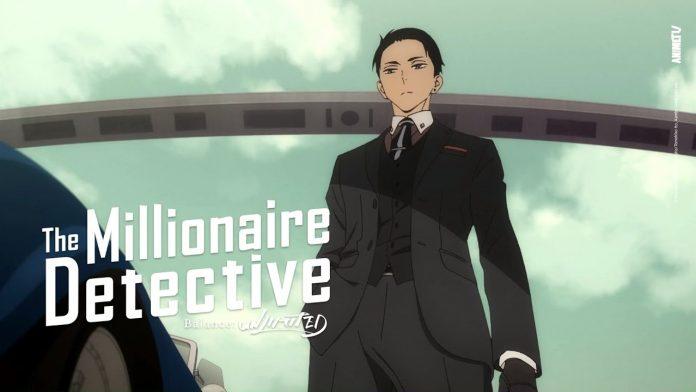 The Millionaire Detective