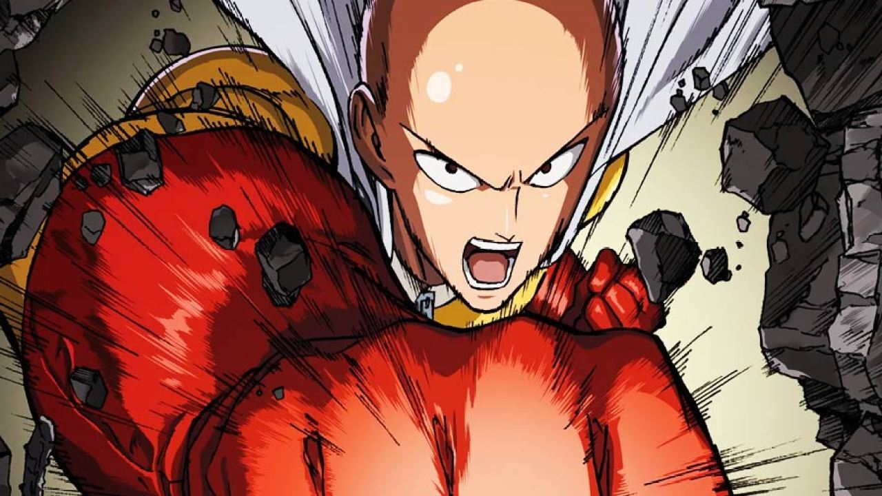 Sony Pictures To Develop One-Punch Man Live-Action Movie