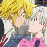 The Seven Deadly Sins Has Presented Meliodas and Elizabeth's Kid