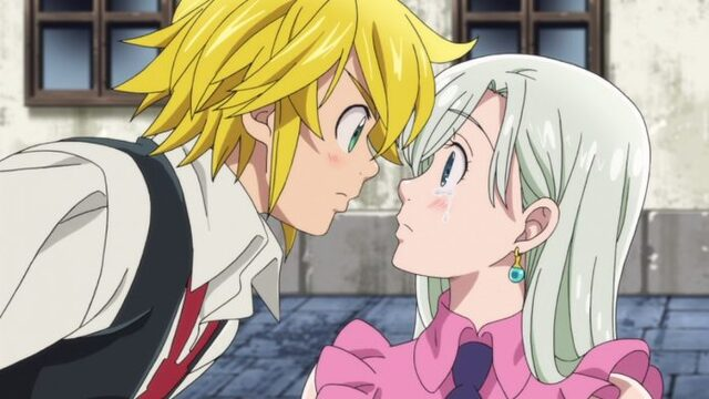 The Seven Deadly Sins: King and Diane's Future Child Teased