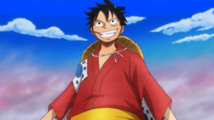 One Piece Stuns Fans with Luffy's New Outfit Look