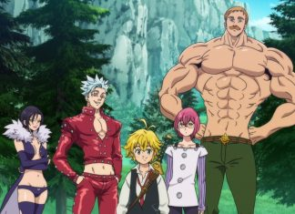 The Seven Deadly Sins Confirms That One Of Major Character is Dead