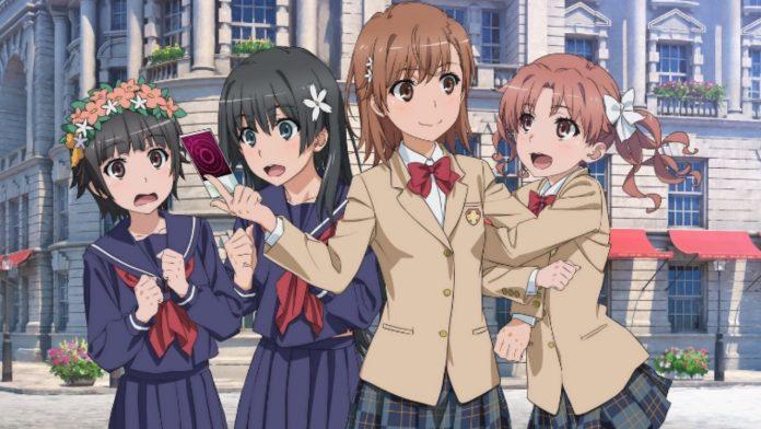 A Certain Scientific Railgun T Anime Confirms Dream Ranker Arc