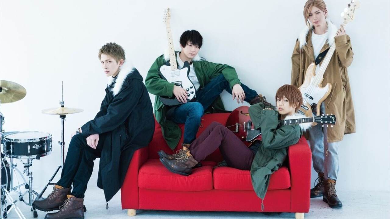 Given Boys-Love Manga Announces Stage-Play Adaptation ...