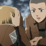 Attack on Titan's Armin And Connie Put A Clever Plan İn Action