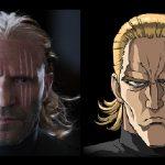 One-Punch Man Fan-Made Art Imagines Jason Statham As King