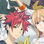 Food Wars! Season 5 Anime To Premiere On July 3rd After The Delay Due To The Pandemic