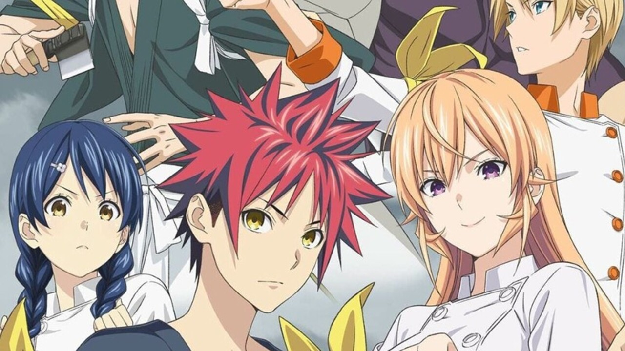 Food Wars! Season 5