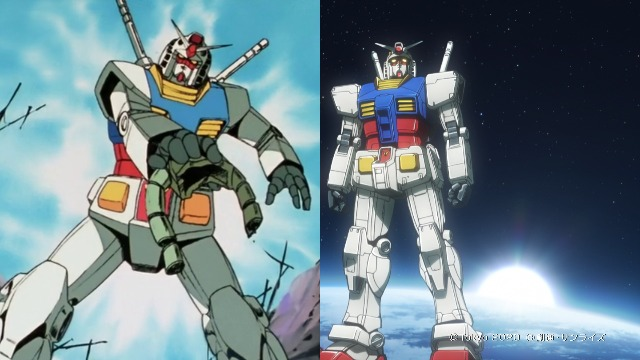 Check Out How The Anime Art Has Changed Over The Past Years