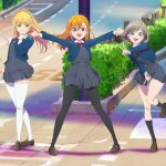 Love Live! Anime Reveals First Characters Visual