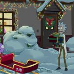 Rick and Morty Shares An Extremely Amusing Christmas Clip Featuring Rick And Goomby