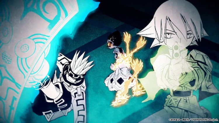 Shaman King Gets New Anime in 2021 Adapting The Original Manga