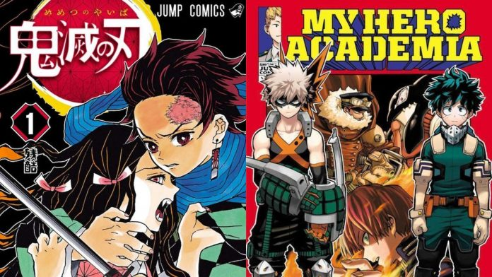 Top Selling Manga