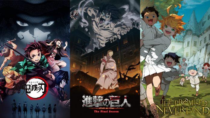 Successful Anime