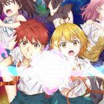 Dokyū Hentai HxEros Anime's New Trailer Reveals The Ending Theme Song