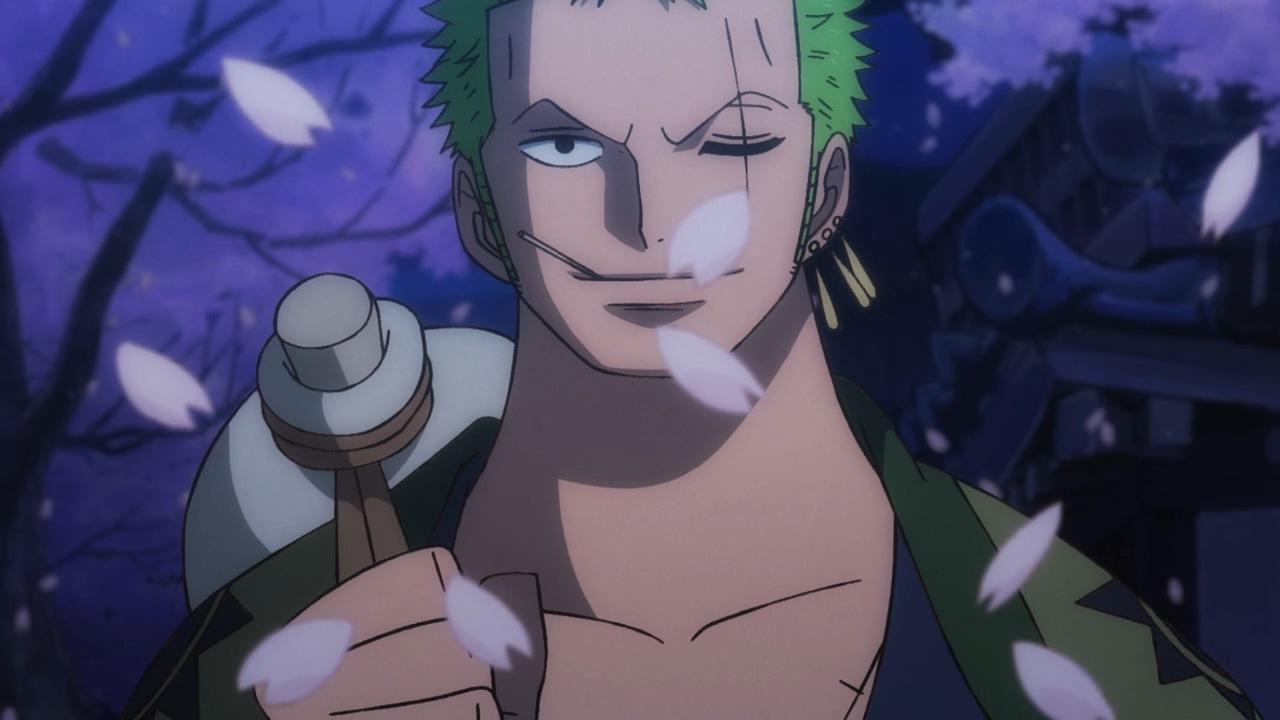 One Piece Episode 933 Shows Stunning Zoro Animation ...