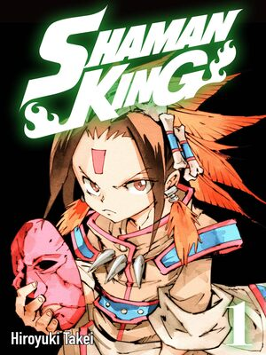 Kodansha Comics, ComiXology To Publish The Final Volumes Of Shaman King Manga in English