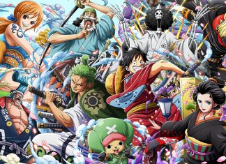One Piece Wano