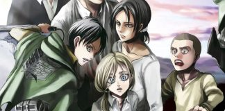 Attack on Titan Chapter 131