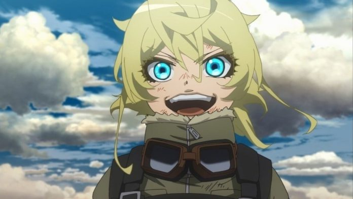 Saga of Tanya the Evil Manga