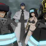 Fire Force Fans Are İn Love With The Anime's Fifth Pillar Arc