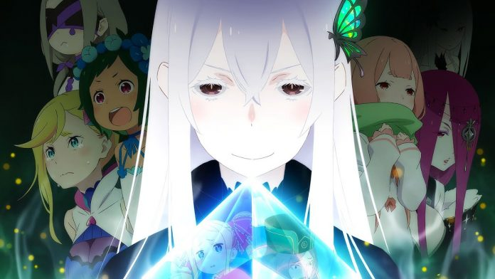 Re:Zero - Starting Life in Another World Reveals Season 2