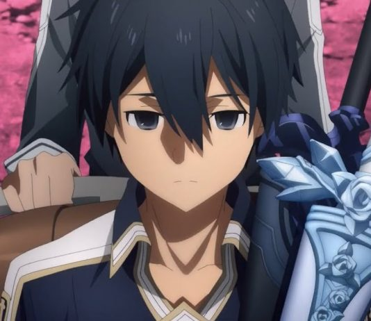 Sword Art Online: Alicization - War of Underworld Part 2