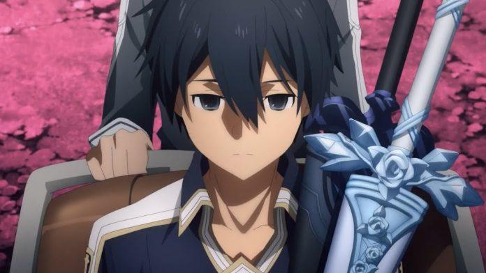 Sword Art Online: Alicization - War of Underworld Part 2