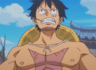 One Piece Chapter 987