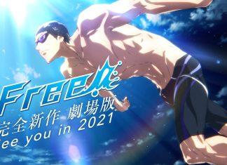 New Free! Anime Film