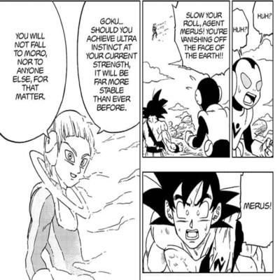Dragon Ball Super Latest Chapter Shows Goku Achieve Ultra Instinct's Full Power