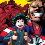 My Hero Academia Takes #4 Position on U.S. Monthly BookScan's July List