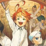 The Promised Neverland New Book Published By Shueisha Portrays The Story From The British/American Perspective
