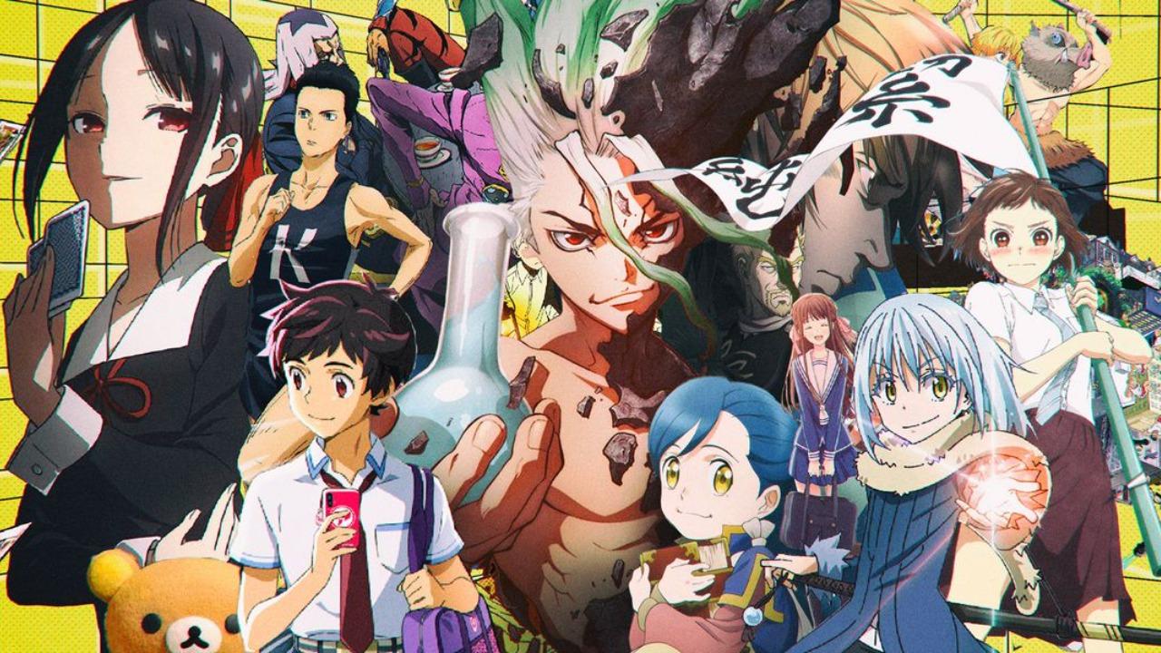 Top Anime