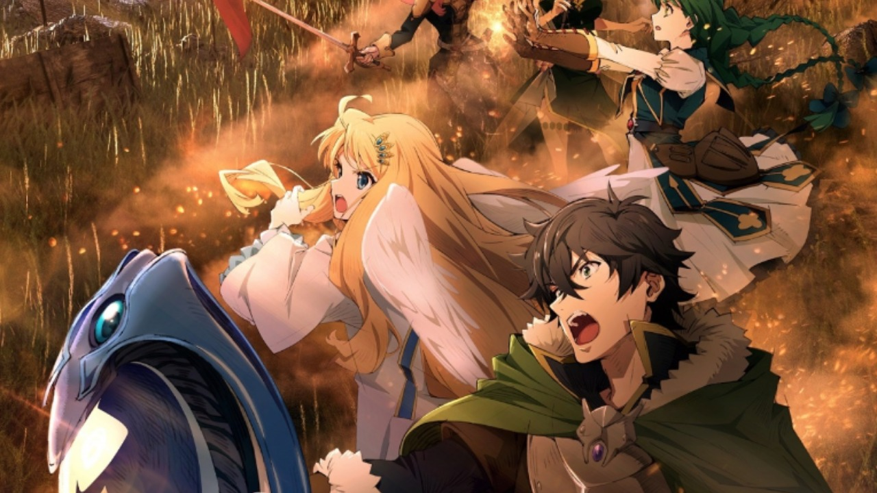 The Rising of the Shield Hero Season 2 Releases New Trailer Confirming 2021 Release | Manga Thrill